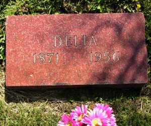 FRIEDRICHS, DELIA - Sanborn County, South Dakota | DELIA FRIEDRICHS - South Dakota Gravestone Photos