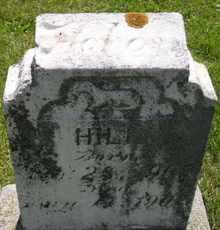 HILL, HELEN - Sanborn County, South Dakota   HELEN HILL - South Dakota Gravestone Photos
