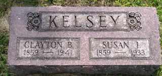 KELSEY, SUSAN I - Sanborn County, South Dakota | SUSAN I KELSEY - South Dakota Gravestone Photos
