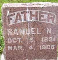 LAMSON, SAMUEL N - Sanborn County, South Dakota | SAMUEL N LAMSON - South Dakota Gravestone Photos