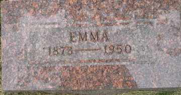 MCKILLOP, EMMA - Sanborn County, South Dakota | EMMA MCKILLOP - South Dakota Gravestone Photos