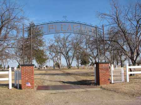 *MT. PLEASANT, ENTRY - Sanborn County, South Dakota   ENTRY *MT. PLEASANT - South Dakota Gravestone Photos
