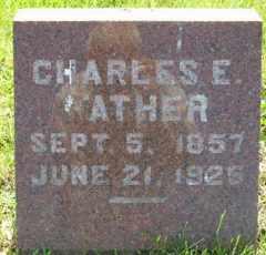 RUBERT, CHARLES E - Sanborn County, South Dakota | CHARLES E RUBERT - South Dakota Gravestone Photos
