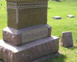 SHOEMAKER, HEADSTONE - Sanborn County, South Dakota | HEADSTONE SHOEMAKER - South Dakota Gravestone Photos