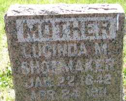 SHOEMAKER, LUCINDA M - Sanborn County, South Dakota | LUCINDA M SHOEMAKER - South Dakota Gravestone Photos