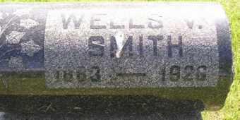 SMITH, WELLS V - Sanborn County, South Dakota | WELLS V SMITH - South Dakota Gravestone Photos