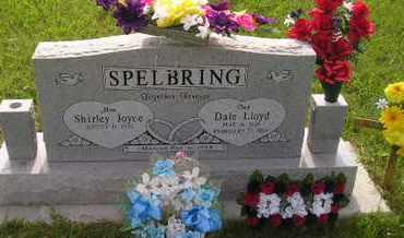 SPELBRING, DALE LLOYD - Sanborn County, South Dakota | DALE LLOYD SPELBRING - South Dakota Gravestone Photos