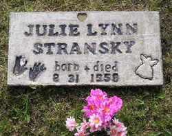 STRANSKY, JULIE LYNN - Sanborn County, South Dakota | JULIE LYNN STRANSKY - South Dakota Gravestone Photos