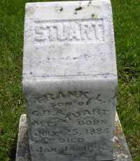 STUART, FRANK L - Sanborn County, South Dakota   FRANK L STUART - South Dakota Gravestone Photos
