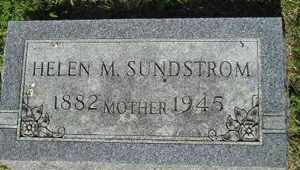SUNDSTROM, HELEN M - Sanborn County, South Dakota | HELEN M SUNDSTROM - South Dakota Gravestone Photos