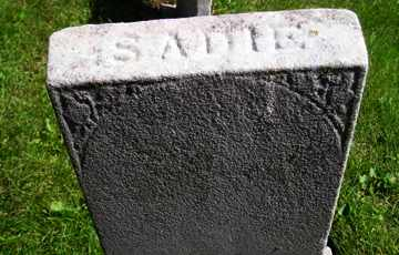 TRANER, SADIE - Sanborn County, South Dakota | SADIE TRANER - South Dakota Gravestone Photos
