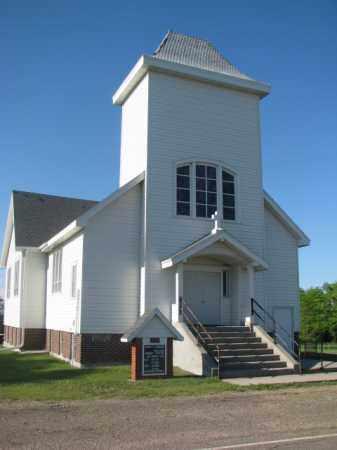 *TRINITY, CHURCH - Sanborn County, South Dakota | CHURCH *TRINITY - South Dakota Gravestone Photos