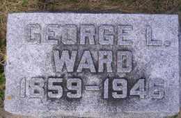 WARD, GEORGE L - Sanborn County, South Dakota | GEORGE L WARD - South Dakota Gravestone Photos