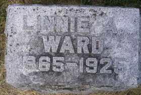WARD, LINNIE A - Sanborn County, South Dakota | LINNIE A WARD - South Dakota Gravestone Photos