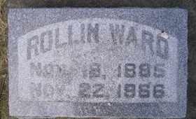 WARD, ROLLIN - Sanborn County, South Dakota | ROLLIN WARD - South Dakota Gravestone Photos