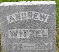 WITZEL, ANDREW - Sanborn County, South Dakota | ANDREW WITZEL - South Dakota Gravestone Photos