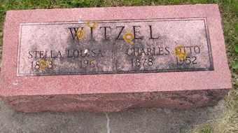 WITZEL, STELLA LOUISA - Sanborn County, South Dakota | STELLA LOUISA WITZEL - South Dakota Gravestone Photos