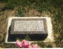 LAPLANTE-UNDERSTOCK, MADRES - Spink County, South Dakota | MADRES LAPLANTE-UNDERSTOCK - South Dakota Gravestone Photos