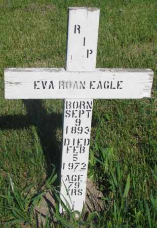 EAGLE, EVA - Todd County, South Dakota | EVA EAGLE - South Dakota Gravestone Photos