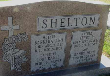SHELTON, LORI RANEE - Todd County, South Dakota | LORI RANEE SHELTON - South Dakota Gravestone Photos