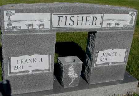 FISHER, FRANK J. - Tripp County, South Dakota   FRANK J. FISHER - South Dakota Gravestone Photos