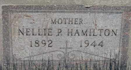 HAMILTON, NELLIE P. - Tripp County, South Dakota | NELLIE P. HAMILTON - South Dakota Gravestone Photos