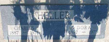 HELLER, DORA - Tripp County, South Dakota | DORA HELLER - South Dakota Gravestone Photos