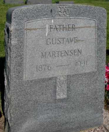 MARTENSEN, GUSTAVE - Tripp County, South Dakota | GUSTAVE MARTENSEN - South Dakota Gravestone Photos