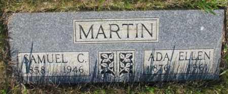 MARTIN, SAMUEL C. - Tripp County, South Dakota | SAMUEL C. MARTIN - South Dakota Gravestone Photos