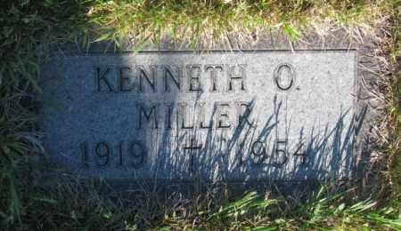 MILLER, KENNETH O. - Tripp County, South Dakota | KENNETH O. MILLER - South Dakota Gravestone Photos