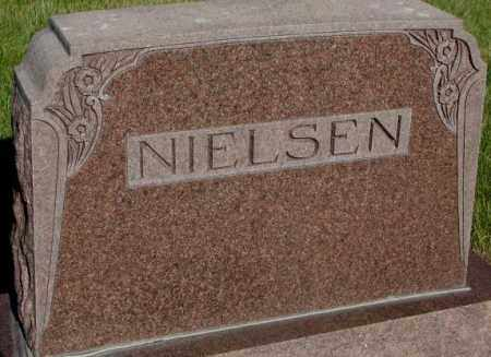 NIELSEN, PLOT - Tripp County, South Dakota | PLOT NIELSEN - South Dakota Gravestone Photos