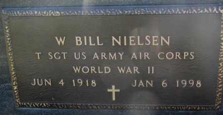 NIELSEN, W. BILL (WW II) - Tripp County, South Dakota | W. BILL (WW II) NIELSEN - South Dakota Gravestone Photos