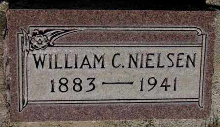 NIELSEN, WILLIAM C. - Tripp County, South Dakota | WILLIAM C. NIELSEN - South Dakota Gravestone Photos