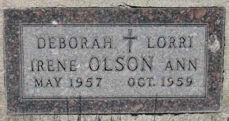 OLSON, LORRI ANN - Tripp County, South Dakota   LORRI ANN OLSON - South Dakota Gravestone Photos