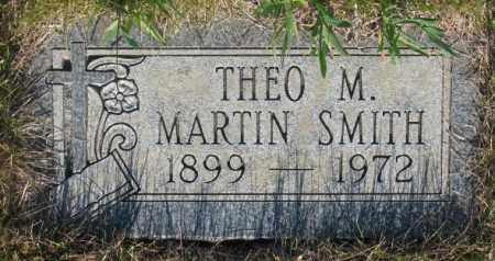 SMITH, THEO M. MARTIN - Tripp County, South Dakota | THEO M. MARTIN SMITH - South Dakota Gravestone Photos