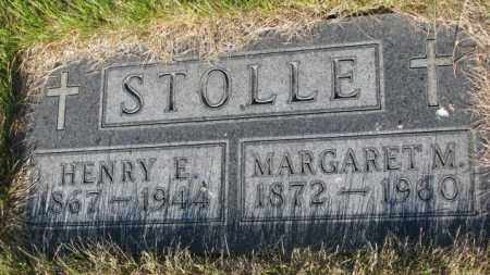 STOLLE, MARGARET M. - Tripp County, South Dakota | MARGARET M. STOLLE - South Dakota Gravestone Photos