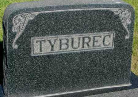 TYBUREC, PLOT - Tripp County, South Dakota | PLOT TYBUREC - South Dakota Gravestone Photos