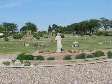 *WINNER, OVERVIEW - Tripp County, South Dakota | OVERVIEW *WINNER - South Dakota Gravestone Photos