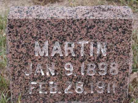 ERICKSON, MARTIN - Turner County, South Dakota | MARTIN ERICKSON - South Dakota Gravestone Photos