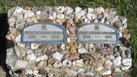 EVERITT, FRANK - Turner County, South Dakota | FRANK EVERITT - South Dakota Gravestone Photos