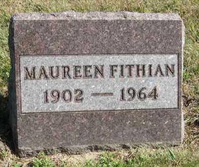 FITHIAN, MAUREEN - Turner County, South Dakota   MAUREEN FITHIAN - South Dakota Gravestone Photos
