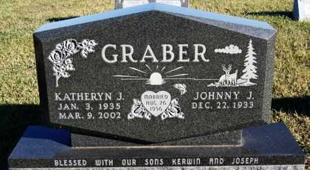 GRABER, KATHERYN J - Turner County, South Dakota | KATHERYN J GRABER - South Dakota Gravestone Photos