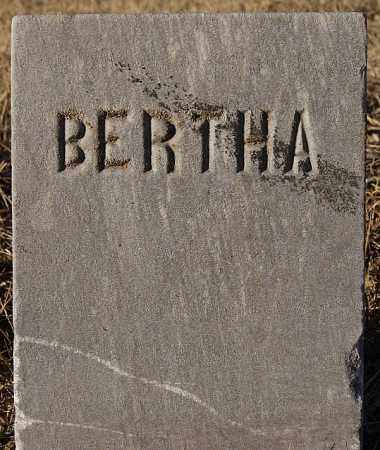 JESSE, BERTHA A - Turner County, South Dakota | BERTHA A JESSE - South Dakota Gravestone Photos