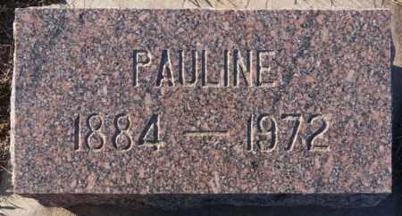 KRAEMER, PAULINE - Turner County, South Dakota | PAULINE KRAEMER - South Dakota Gravestone Photos