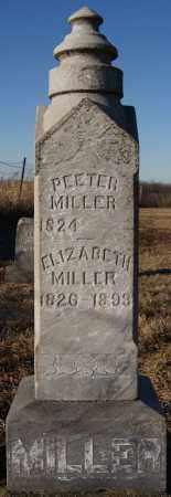 MILLER, PEETER - Turner County, South Dakota | PEETER MILLER - South Dakota Gravestone Photos