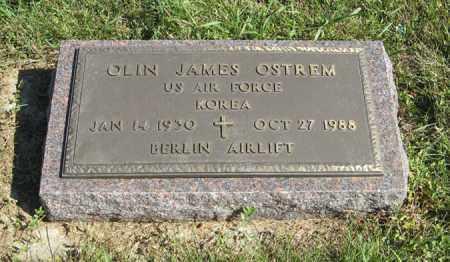 OSTREM, OLIN JAMES - Turner County, South Dakota | OLIN JAMES OSTREM - South Dakota Gravestone Photos