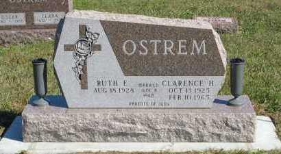 OSTREM, RUTH E. - Turner County, South Dakota | RUTH E. OSTREM - South Dakota Gravestone Photos