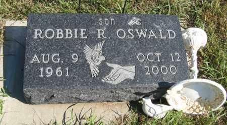 OSWALD, ROBBIE R. - Turner County, South Dakota | ROBBIE R. OSWALD - South Dakota Gravestone Photos