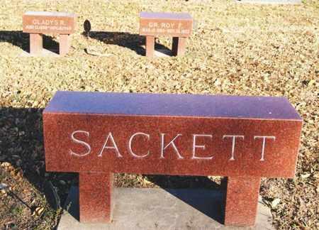 SACKETT, FAMILY MARKER - Turner County, South Dakota   FAMILY MARKER SACKETT - South Dakota Gravestone Photos