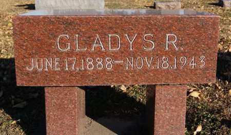 SACKETT, GLADYS R - Turner County, South Dakota | GLADYS R SACKETT - South Dakota Gravestone Photos